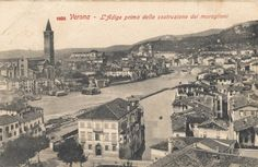 Verona - L' Adige - fine 800