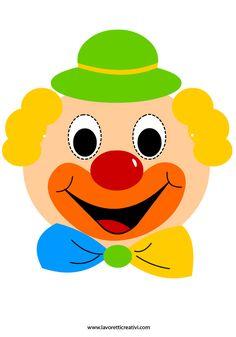 Uovo di Pasqua da realizzare con i cartoncini colorati e bottoni da appendere sulle finestre o sulle pareti della classe nel periodo pasquale. LAVORETTI PE