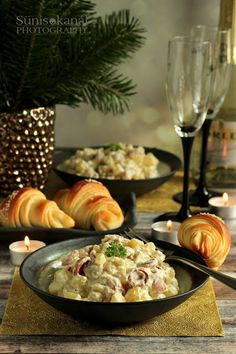 Mézes-mustáros burgonyasaláta sült virslivel Hungarian Recipes, Hungarian Food, Great Recipes, Salads, Food Porn, Food And Drink, Tasty, Meals, Chicken