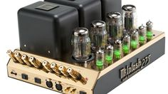 McIntosh Laboratory has launched a very limited 50th Anniversary edition of its iconic MC275 tube amplifier