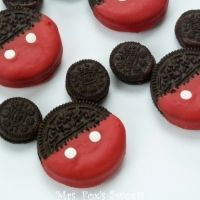 Mickey Mouse Cookies Recipe Attempting these for mason' s party