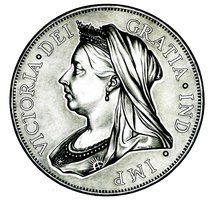 The Queen Victoria USED LOOK by TheNightGallery