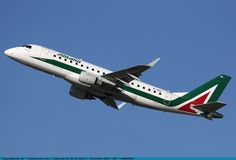 Photo Alitalia Cityliner Embraer ERJ-175-200LR EI RDL