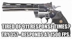 Tired of 911 response times? #2A #NFDNetwork
