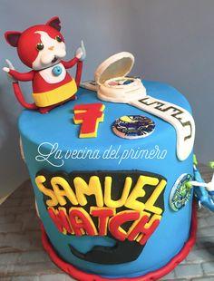 # tarta Jo-kai watch para Samuel