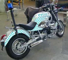 Police Motorcycle Australia