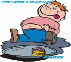 """LOS GLOTONES"" | Chistes Cristianos"