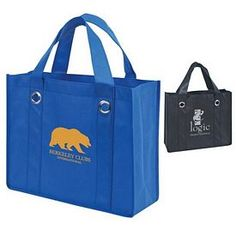 Promotional Petite Nonwoven Tote | Customized Petite Nonwoven Tote | Promotional Tote Bags