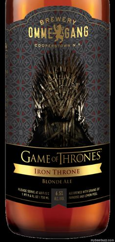 game of thrones beer review
