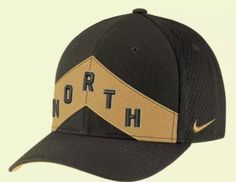 42f151d14f95d Details about Toronto Raptors Nike City Edition Hat Snapback Black Gold OVO  NORTH Classic99