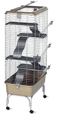 Amazon.com : Kaytee Habitat Defined Ferret Habita : Pet Cages : Pet Supplies