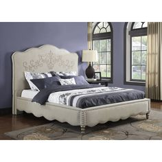 Livy Upholstered Bed