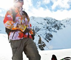 Quiksilver Snow – Travis Rice Signature Collection by Ruckus