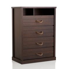 Shop for Furniture of America Barbardos Rustic Vintage Walnut 4-drawer Rope Handle Chest. Get free shipping at Overstock.com - Your Online Furniture Outlet Store! Get 5% in rewards with Club O!