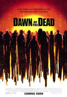 Dawn of the Dead (2004)   Directed by: Zack Snyder   Starring: Sarah Polley, Ving Rhames, Jake Weber, Mekhi Phifer   [9/10] #Halloween #HorrorMovie #Zombie