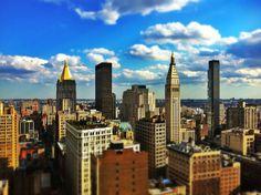 Manhattan, photo by Lisa Bettany