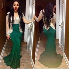 Find More Evening Dresses Information about African Evening Gowns Beaded 2016…