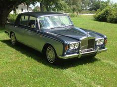 Rolls-Royce : Silver Shadow Four door