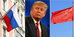 #Trump rewrites #US #foreign #policy on the fly