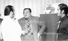 VirgilioTrómpiz, pintor venezolano. Foto Archivo Fotográfico/Grupo Últimas Noticias