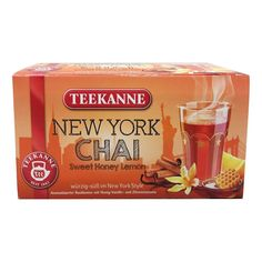 New York Chai- Rooibos Tea from Germany ** Find out more about the great product at the image link. (This is an affiliate link) #RooibosTea