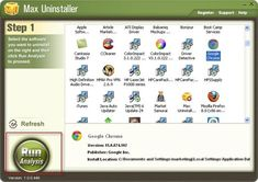 Max Uninstaller - Uninstall and Remove Any Unwanted Program Easily http://www.scoop.it/t/useful-software-downloads-fro