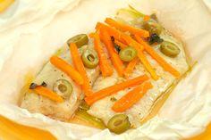 Receita prática e muito saborosa de peixe no papelote. Feito com tilápia (saint peter, é o mesmo peixe). Mantenha-se na dieta, é low carb, e saudável.