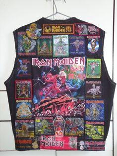 Only Maiden Jacket Tribute