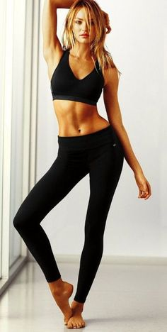 Free Online Victoria Secret Model Workout Video! Great way to ease back into working out post pregnancy! I will be doing this when my doctor give me the okay :)