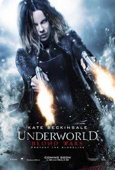 Underworld Blood Wars Poster Selene Kate Beckinsale Poster A5 A4 A3 A2