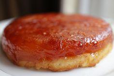 https://flic.kr/p/21apxgK | tarte tatin | upside-down apple tart baked by my wife. the autumnal dessert.