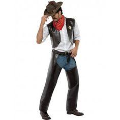 déguisement disco de cow-boy village people