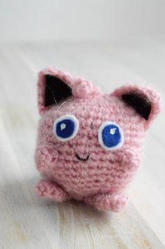 Pummeluff- ein Pokemon Amigurumi-6