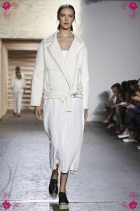 Tibi Ready to Wear Spring Summer 2015 Collection in New York