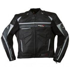 Blouson cuir moto Difi San Carlos noir