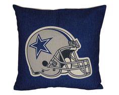 NFL Cowboys pillow cover, decor pillow cover with Dallas Cowboys,Dallas Cowboys pillow