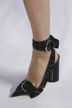 fashionfeude:  Shoe Porn at Christian Dior Spring Summer 2016 | PFW
