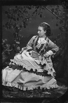 Princess Helena of Schleswig-Holstein, daughter of Queen VictoriaBy Hills & Saunders