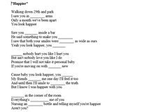 Inside Bar, Verb Worksheets, Say Something, Good Company, You Must, Your Smile, Are You Happy, You And I, Past