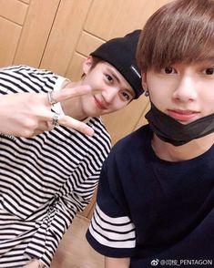 Yanan (Pentagon) e Jun (Seventeen) Woozi, Wonwoo, Jeonghan, Seventeen Scoups, Mingyu Seventeen, Dino Seventeen, Wen Junhui, Solo Photo, Drama