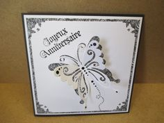 elegant butterfly by snietje - Cards and Paper Crafts at Splitcoaststampers