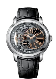 Audemars Piguet Millenary 4101 in steel