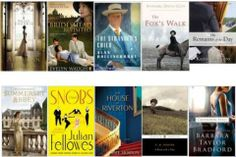 """Already Missing """"Downton Abbey""""? Ten Books to Read While You Wait for Season Five. 