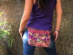 Bolso de Cadera Riñonera Bandolera de diseño: Mandala por CAOMKA