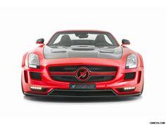 2015 Mercedes-Benz SLS AMG