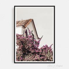 Kunstdruck MEDITERRANEAN CHURCH Form Poster, Magical Home, Shape Posters, New Perspective, Shapes, Art Prints, City, Travel, Decor