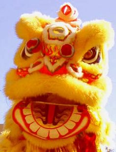 Info about Chinese lion dance