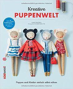 Buchempfehlung! Kreative Puppenwelt