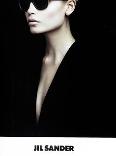 :: PHOTOGRAPHY :: Photo Credit: Jil Sander - gorgeous profile image - adore #photography