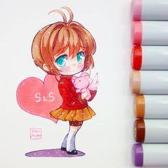Falta poco para el OVA :0 #sakuracardcaptor #sakurakinomoto #deletelater #talvez